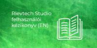 Rievtech Studio HMI kézikönyv (EN)