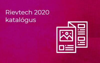 Rievtech 2020 katalógus