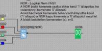 xLogic Soft FBD programozó szoftver – alapműveletek