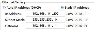 Rievtech HMI távelérése  VNC beállítás HMI-n