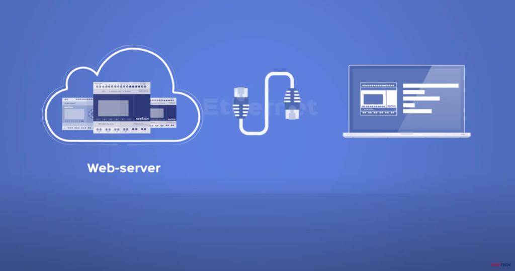 Webserver Ethernet