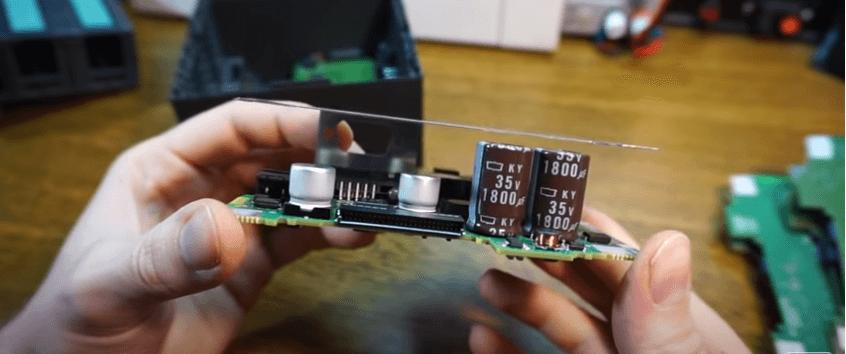 S7 300 CPU ; PLC szétszedése